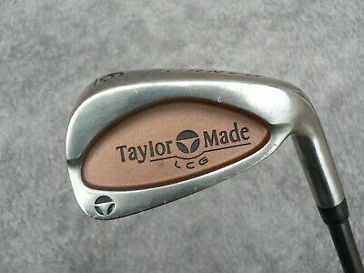 TaylorMade Burner LCG # 6 Iron - Bubble 2 Shaft S-90 Stiff Graphite ~USED~ • 19.99£