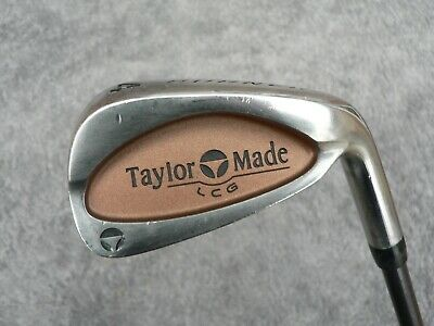 TaylorMade Burner LCG # 4 Iron - Bubble 2 Shaft S-90 Stiff Graphite ~USED~ • 19.99£