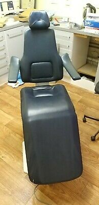 £2000 • Buy PLANMECA Dental Chair PM 2002 Cc FOOT CONTROLS + WALL MOUNTED DELIVERY CART UNIT