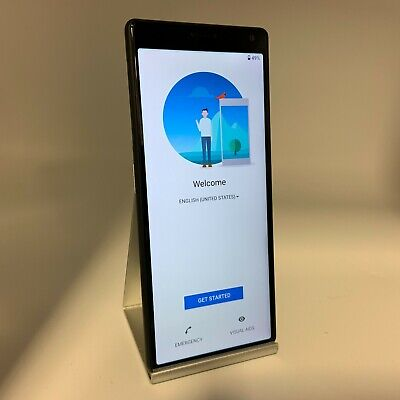 $ CDN203.46 • Buy Sony Xperia 10 64GB Black Unlocked Very Good Condition Pink Hue