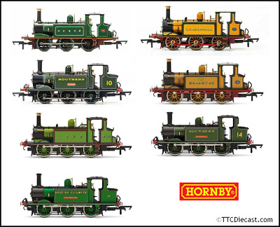 Hornby Terriers, Analogue & DCC Versions Available, Choice Of 7, OO Gauge • 103.49£