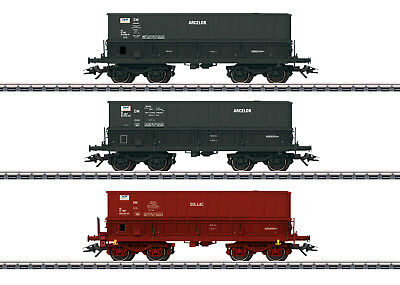 AU155.85 • Buy Märklin 48436 Freight Car Set   Sattelwagen   SNCF 3-teilig # New IN Boxed#