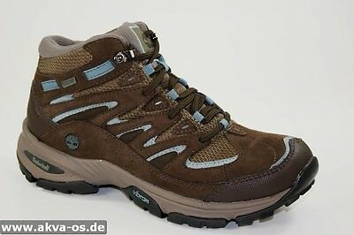 Timberland Hiking Ledge Mid GTX Boots Gore-Tex Women Shoes Fallen Small • 71.57£