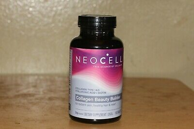 $10.99 • Buy NeoCell Collagen Beauty Builder With ALA & Biotin150 Tablet (1 Pack) Exp- 02/21