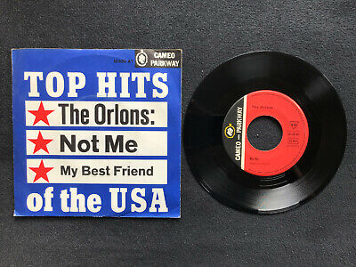 £25.84 • Buy The Orlons - Not Me (7  Singles) 1963 CAMEO PARKWAY 10330 AT