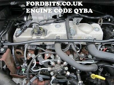 Ford 1.8 Tdci Engine Used In Full Working Order Mondeo Focus Galaxy Smax  • 630£