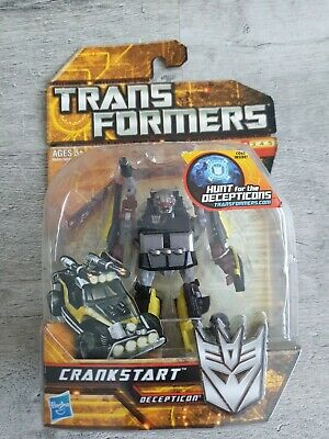 Transformers: Hunt For The Decepticons - Crankstart (NEW And SEALED) • 18£