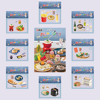 AU31.46 • Buy Rare 2018 Re-Ment Momoya's Recipe (Each Sell Separately)