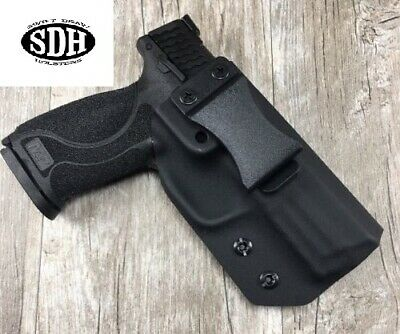 """$29.99 • Buy SW MP 9 40 M2.0 5"""" IWB Holster By SDH Swift Draw Holsters"""