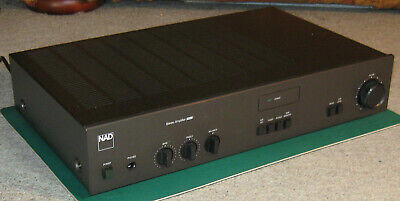 NAD 3020i Integrated Amplifier With Phono Input • 142£