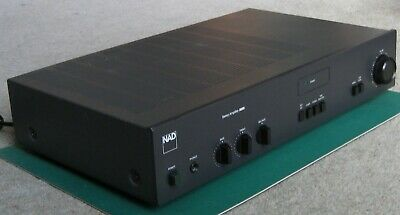 NAD 3020i Integrated Amplifier With Phono Input • 71£