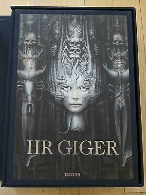 £1061.28 • Buy HR Giger Taschen Collector Limited Edition 1000 Numbered Signed Baby Sumo 2016