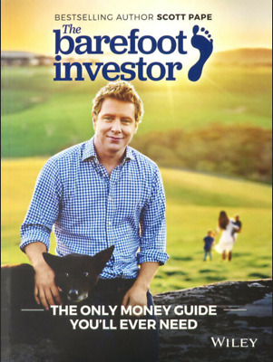 AU15 • Buy The Barefoot Investor By Scott Pape NEW 2017 Ed Paperback