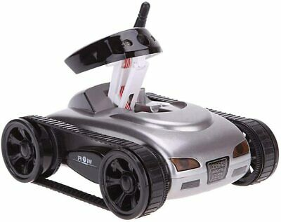 I-Spy Mini - Real-time Transmission Video WiFi Tank RC Car With Camera Toy Silve • 25.95£