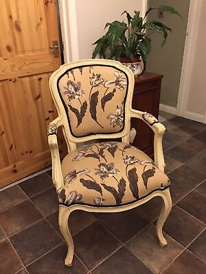 French Louis Style Carver Chair • 50£