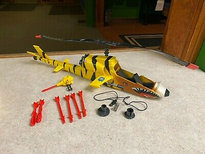 $ CDN19.16 • Buy Vintage GI-JOE COBRA Vehicle Parts Lot - 1988 Tiger Force TIGER FLY