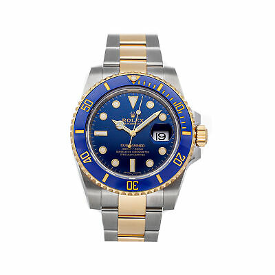 $ CDN17104.36 • Buy PRE-SALE Rolex Submariner Steel Gold Automatic Watch 116613LB COMING SOON