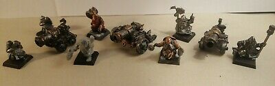 Warhammer Fantasy Battle For Skull Pass Cannons And Crew Part Painted C922 • 39.99£