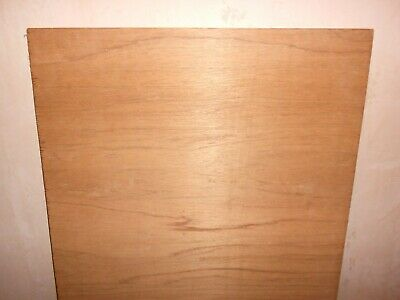 TWO 11mm HARDWOOD FACED 600mm X 500mm PLYWOOD SHEETS • 14.99£
