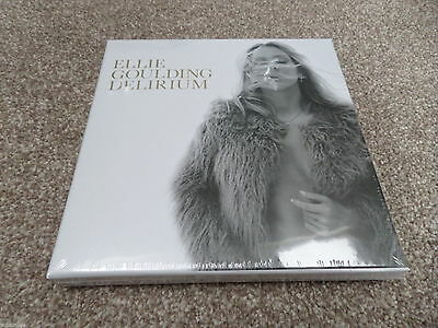 Ellie Goulding - *RARE* ''Delirium'' SIGNED Deluxe CD Box Set, *NEW AND SEALED* • 76.50£