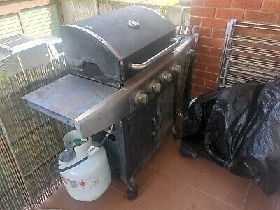 AU90 • Buy Ranger 4 Burner Barbeque (BBQ)