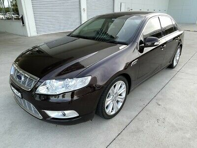 AU20000 • Buy Ford Falcon Fg G6e 2009 Turbo 126000k Leather Super Clean In & Out, Full Service