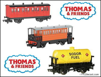 £25.46 • Buy Bachmann Thomas The Tank Engine, OO Gauge Coaches & Wagons, Hornby Compatible,