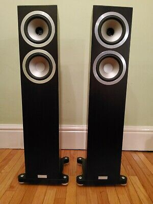Tannoy DC6T SE Special Edition Floor Standing Speakers • 375£