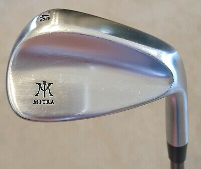 AU295 • Buy Miura Wedge 48°. KBS 120 Stiff Shaft Black Finish. Very Good Condition