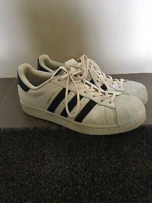 AU15 • Buy Adidas Superstar Sneakers, Men's Size US 9 / UK 8.5 - Very Good Condition