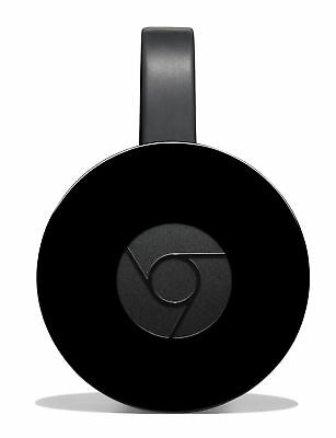AU30 • Buy Google Chromecast (2nd Generation) HD Media Streamer - Black