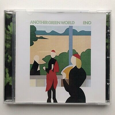 Brian Eno - Another Green World (2009 CD Remaster) • 5.99£