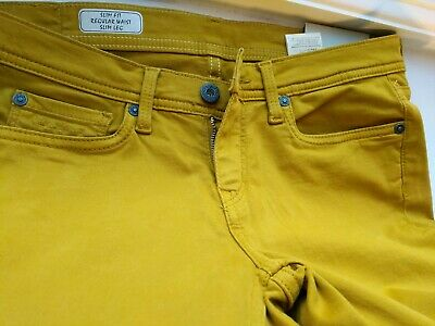 Pepe Jeans Slim Fit Stretch Trousers Size 29 Waist 32 Legnth • 20£