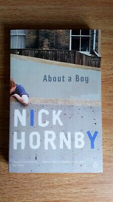 About A Boy By Nick Hornby Book • 3£