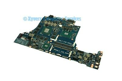 $ CDN349.44 • Buy D51cg La-d751p Oem Dell Mb Intel I7-7700hq Alienware 17 R4 P31e (as-is)(de57)