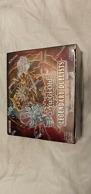 Yugioh Rage Of Ra Booster Box 1st Edition Sealed • 77£