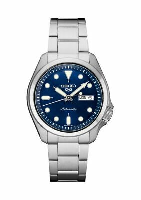 $ CDN249.81 • Buy Seiko Men's 5 Sports Automatic Blue Dial Stainless Steel Watch SRPE53