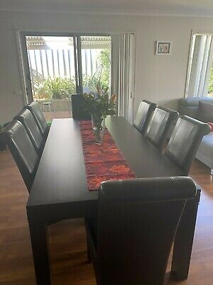 AU680 • Buy 8 Seater Dining Table And Chairs
