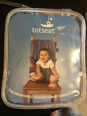 Totseat Portable Highchair • 3£