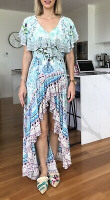 AU200 • Buy Camilla Dress, Size S - In Perfect Condition