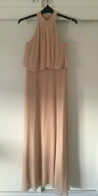 Size 10 Mink Pink Bridesmaid Formal Floaty Dress - Brand New With Tags. • 6£