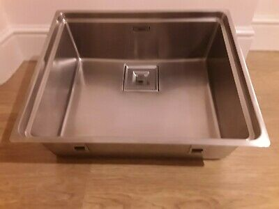 Franke Cex 210/610 Stainless Steel Kitchen Sink, Rrp Is Over £500 • 82£
