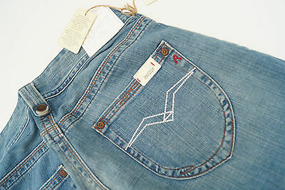 Replay WV580F Baggy Janice Women's Jeans Hip Pants 26/34 W26 L34 Blue New Ad18 • 53.23£