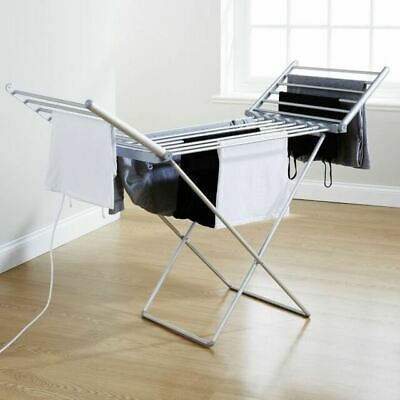 Minky Electric Heated Indoor Airer Dryer Horse Rack - New - (collection Only)  • 40£
