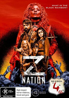 AU35 • Buy Z Nation: S4