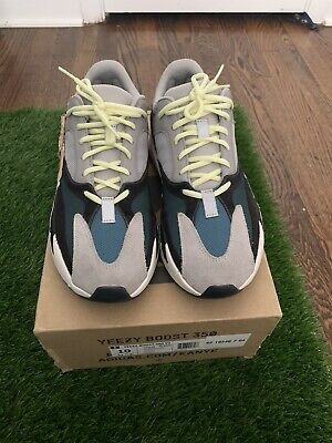 $ CDN289.74 • Buy Yeezy 700 Wave Runner Size 10