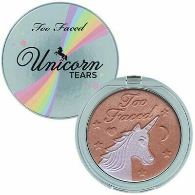 AU18.94 • Buy D7 Too Faced Unicorn Tears Iridescent Mystical Bronzer NEW IN BOX AUTHENTIC