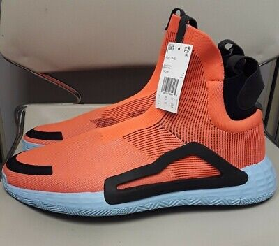 AU76.26 • Buy Adidas N3XT L3V3L Men's Basketball Shoes Size 17 Hi Res Coral F97259