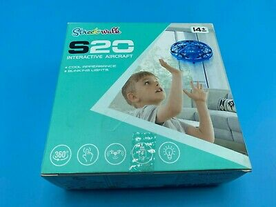AU33.01 • Buy Hand Operated Drones For Kids Or Adult  Interactive Infrared Induction Indoor