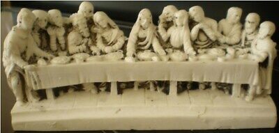 £21.75 • Buy Latex Moulds For Making This Lovely Last Supper Scene